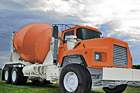 Annual Ready-Mixed Concrete Truck Permit