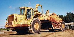 Self-Propelled Off Road Equipment Permit