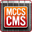 MCCS CMS application icon